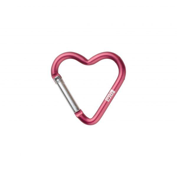 Accessory Biner Heart