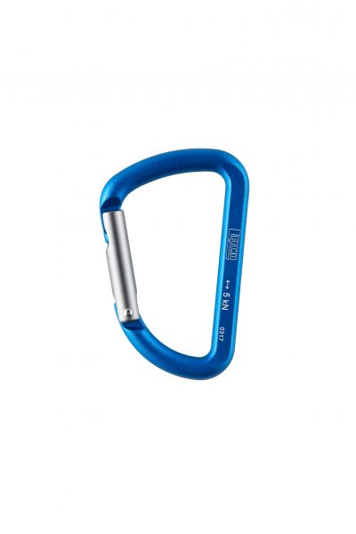 Accessory Biner Straight blue 65mm
